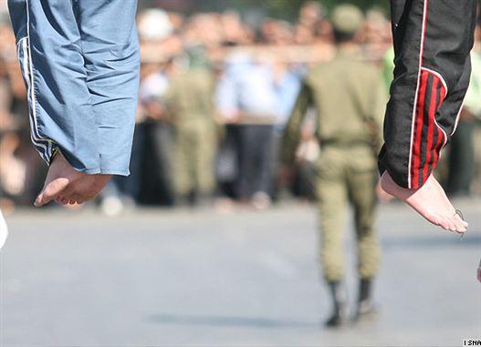 Impiccagioni in Iran-1